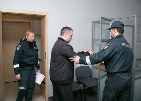 Nuosprendžio paskelbimas Andriaus Kolosovo byloje