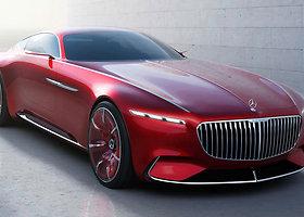 """""""Mercedes-Maybach Vision 6"""" konceptas"""