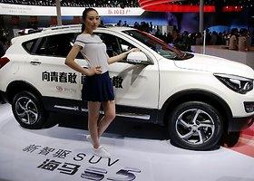 """Pekino automobilių paroda """"Auto China 2016"""""""