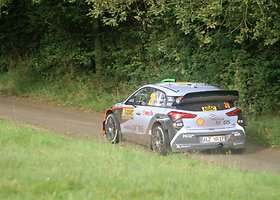 "WRC ralis Vokietijoje ""ADAC Rally Deutschland"""