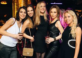 "Vakarėlis Vilniaus klube ""Panteros"""