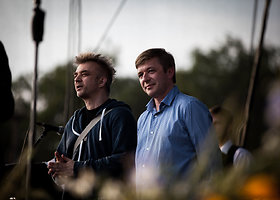 """Andriaus Mamontovo ir Ramūno Karbauskio įkurtas fondas """"Švieskime vaikus"""" vykdo Lietuvos istorijoje analogų neturintį projektą"""