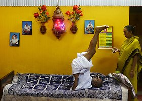 120 metų sulaukusio Indijos vyro paslaptis – joga ir celibatas