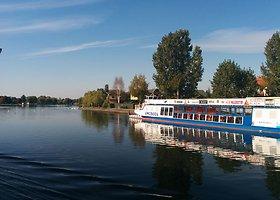 Pasiplaukiojimas laivu Augustavo kanalu ir ežerais