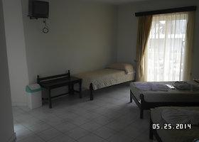 Viešbutis Kretoje, vilniečiams priminęs pigų motelį