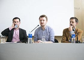 """Diskusija: """"Komentarai apie politiką ir naujosios medijos"""""""