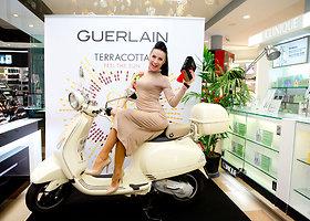 """""""Guerlain"""" vasaros kolekcijos pristatymas"""