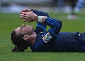 """Garethas Bale'as išgelbėjo Madrido """"Real"""""""