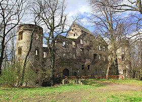 Kiaulių pilis – seniausia privati pilis Lenkijoje