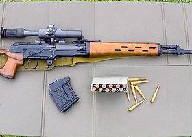 Legendinis snaiperio šautuvas Draguvov SVD kiekvienam