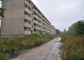 Miestas vaiduoklis – Klominas