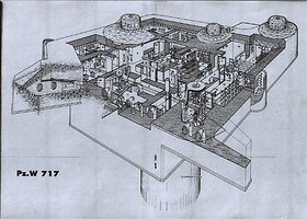 Regenwurmlager – didžiausia požeminė karinė struktūra
