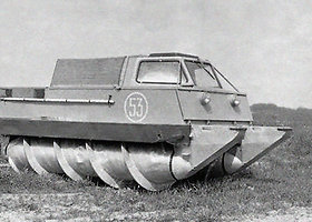 ZIL 2906 – kosmonautų evakavimo automobilis