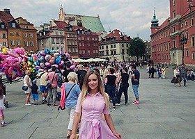 Monikos Šalčiūtės viešnagė Lenkijoje