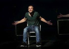 """Festivalyje """"TYLOS!'16"""" - jaunieji kūrėjai iš Panevėžio Juozo Miltinio dramos teatro"""