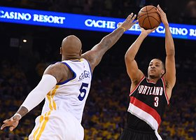 """Golden State Warriors"" – ""Portland Trail Blazers"""