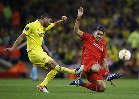 """""""Liverpool"""" – """"Villarreal"""""""