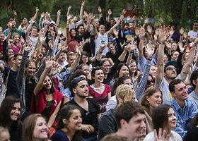"""Europos architektūros studentų asamblėja """"Not yet decided"""" Nidoje rezultatai"""