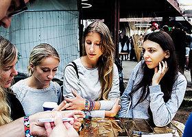Europos architektūros studentų asamblėjos trečioji diena