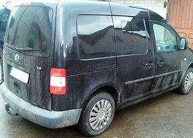 Kaune pareigūnai išsiaiškino dvi automobilių vagystes