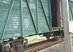Traukinio vagone įrengtoje slėptuvėje pareigūnai aptiko cigarečių kontrabandą