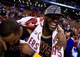 """""""Cavaliers"""" – NBA Rytų konferencijos čempionai!"""