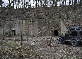 Kauno tvirtovės sandėliai Fredoje