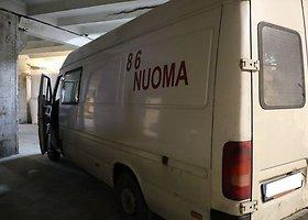 Kauno policija sulaikė vyrą, vežusį trisdešimt vogtų dviračių