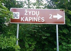 Masinė Holokausto aukų kapavietė Vilniaus rajone - pasislėpusi miške ir neprieinama