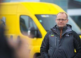 """Lietuviai """"Ladoga Trophy"""" maratone"""