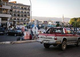 Jordanijos miestas ant Raudonosios jūros pakrantės – Akaba