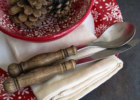 Kalėdų stalas: puoškime stilingai