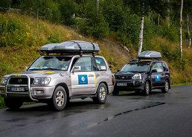 """Ekspedicija """"Baltoscandia 2016"""" ir jos dalyviai"""