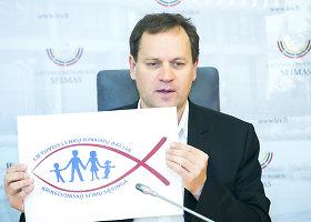 Lietuvos lenkų rinkimų akcijos spaudos konferencija