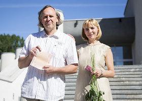 Valdžio Vižinio ir Aušros Armakavičiūtės vestuvės Vilniuje