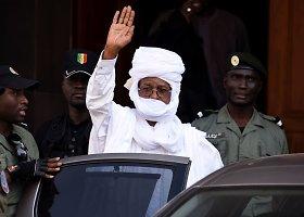 Buvęs Čado diktatorius Hissene'as Habre