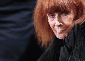Dizainerė Sonia Rykiel (1930–2016)