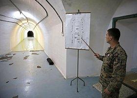 Puikiai išsilaikęs Jugoslavijos lyderio Josipo Brozo Tito slaptasis bunkeris