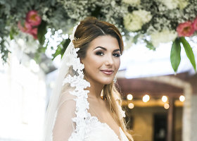 Sofio Gelašvili ir Dominyko Niūniavos vestuvės Vilniuje