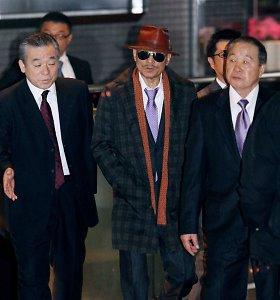 Nuožmiausia Japonijos jakudzos gauja skyla – policija baiminasi mafijos skerdynių