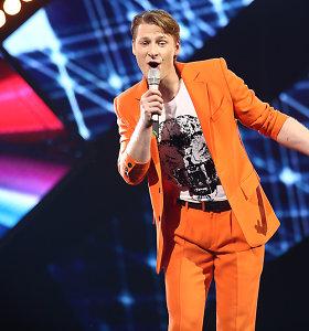 """""""Eurovizijos"""" atranką šįmet praleidęs Justinas Lapatinskas jau sukūrė dainą kitai"""
