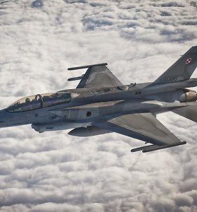 US sending 6 additional fighter jets to Baltic air policing mission