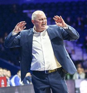 """Paaiškėjo """"Vytauto"""" ir """"Šiaulių"""" komandų galimi varžovai FIBA Europe taurės krepšinio turnyre"""