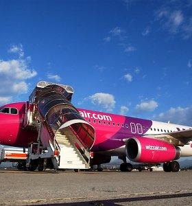 """Po """"Air Lituanica"""" griūties """"Wizz air"""" pradeda dvi naujas kryptis"""