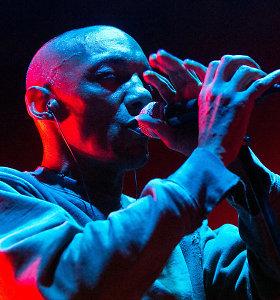 Muzikos gurmanus Vilniuje svaigino britų žvaigždės Tricky pasirodymas