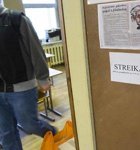 Dar viena Darbo kodekso naujovė: skelbiate streiką? Tuomet jūs atleistas