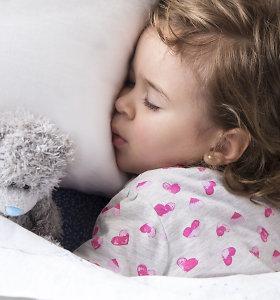 Norite, kad vaikams geriau sektųsi mokykloje? Guldykite juos laiku miegoti