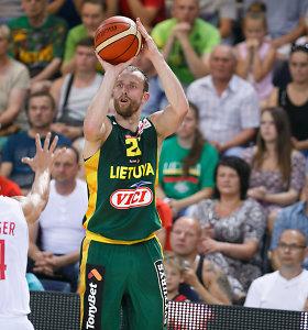Viskas arba nieko: kas Lietuvos rinktinėje turėtų atlikti lemiamą metimą?