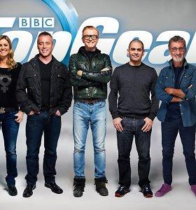 """Susipažinkite: naujieji """"Top Gear"""" vedėjai"""