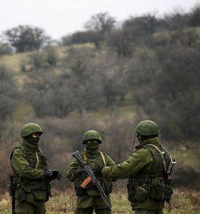 Prie Ukrainos sienos esančiame Rusijos poligone – paslaptingos mirtys ir sprogimai